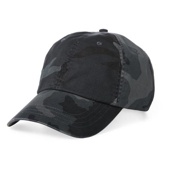 cb89a6bbfda Polo Ralph Lauren Cotton Camouflage Hat
